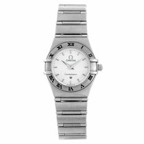 Omega Constellation '95 Ladies Quartz Watch 15623000...