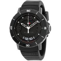 Tommy Hilfiger Trevor Rubber Mens 48 Mm Watch 1791249