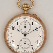 Longines Pocket Watch circa 1912