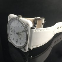 Bell & Ross BR-S White Ceramic Diamond 39mm