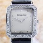 Audemars Piguet 18K WHITE GOLD WITH DIAMONDS F 22261