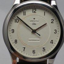 Zenith Grande Class Elite 03.0520.679 Silver Guilloche Dial 44mm