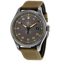 IWC Pilot Top Gun Automatic Anthracite Dial Men's Watch