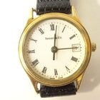 Tiffany & Co. Ladies Gold Plated Roman Date Watch b...