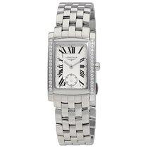Longines Dolce Vita Silver Dial Diamond Ladies Watch