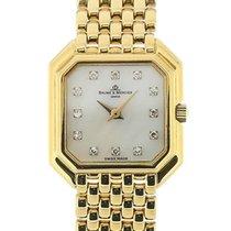 Baume & Mercier Classic Vintage Gold 20