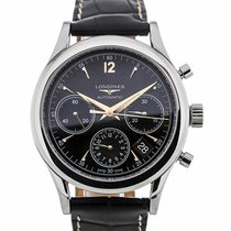 Longines Heritage 39 Automatic Chronograph