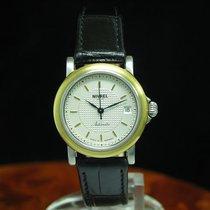 Nivrel Heritage Ladies 18kt 750 Gold Edelstahl Automatic...