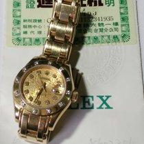 勞力士 (Rolex) Ladies Yellow Gold & Diamond Watch 69318