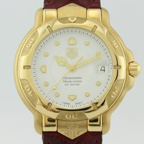 TAG Heuer 6000 WH514 Yellow Gold Automatic Gold 35mm