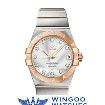 Omega - Constellation Co-Axial 38 MM Ref. 123.25.38.21.52.003