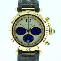 Cartier Pasha Chronograph 18kt. Ref:30009 TEW