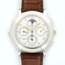 IWC Platinum Grand Complication Chronograph Watch