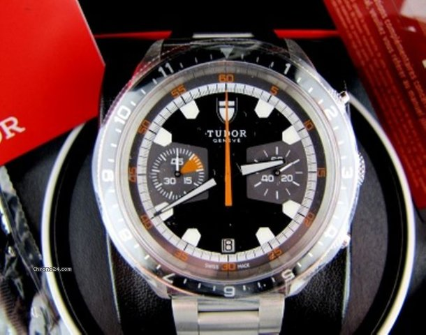 Tudor Heritage Acciaio Ref.70330n Diametro Cassa 42