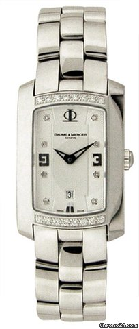 Baume & Mercier and  Hampton Milleis Ladies Watch 8512