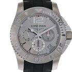 浪琴 (Longines) Hydro Conquest Chronograph Stahl Kautschuk...