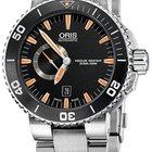 Oris Aquis Small Second, Date 46mm Mens Watch