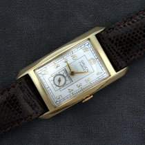 Gruen Curvex 14K 1930's