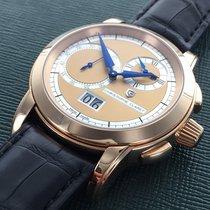Christophe Claret Rose Gold Adagio Minute Repeater GMT