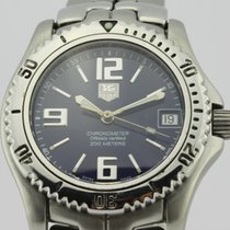 TAG Heuer Link Mid Size 36mm WT5212 Automatic Chronometer 200 m