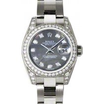Rolex Lady-Datejust 26 179159-DMOPDDO Dark Mother of Pearl...