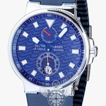 Ulysse Nardin Maxi Marine Chronometer Blue Wave