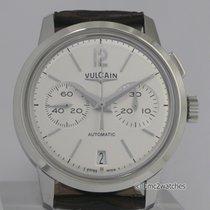 Vulcain 50s Presidents' Watch Chronograph ~NEW~ 70% OFF