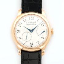 F.P.Journe Rose Gold Chronometre Souverain Watch