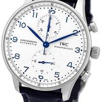 "IWC ""Portuguese"" Chronograph."