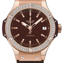 Hublot Big Bang Automatic Gold Cappuccino 38mm