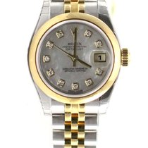 Ρολεξ (Rolex) Datejust ladies 26mm jubilee yellow gold diamond...