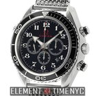 Omega Seamaster Olympic Collection Planet Ocean Chronograph...