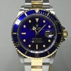 Rolex Submariner acciaio oro / Blue dial / Like new