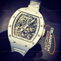 Richard Mille RM011 Flyback Chronograph White Ghost Limited 30...