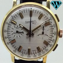 Eberhard & Co. Chronograph  18k solid gold with papers