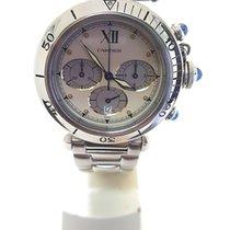 Cartier Pasha Chronograph Quartz Ref.ª: 4030