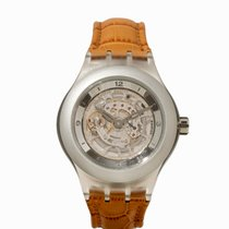 Swatch Diaphane One Skelett Carousel Tourbillon, c. 2000