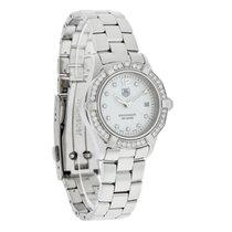 TAG Heuer Aquaracer Ladies Diamond MOP Swiss Quartz Watch...