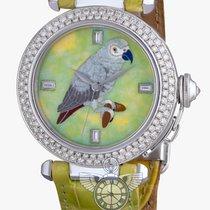 Cartier Pasha African Grey Parrot