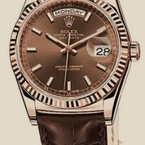 Rolex Oyster Day-Date 36mm Everose Gold