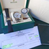 Rolex DAYTONA COSMOGRAPH 116520 SERVICE ROLEX - 2ND DIAL + BEZEL