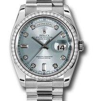 Rolex President Platinum