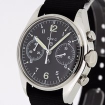 CWC Cabot Watch Swiss Made NOS Military Chronograph Cal....