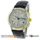Maurice Lacroix Authentic Men's 67413 Chronograph Day Date...