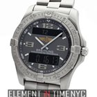 Breitling Aerospace Avantage Co-Pilot UTC Titanium 42mm Grey...