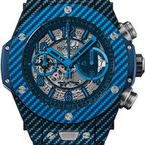 Hublot Big Bang King Italia Independent Blue Texalium 411.YL.5...
