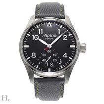 Alpina Startimer Pilot Small Seconds