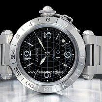 Cartier Pasha C Time Zone  Watch  W31049M7