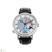 Breguet Classique Hora Mundi Platinum Watch