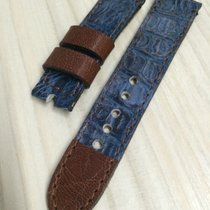 Panerai Handmade band 24/22 croco / leather for panerai 44mm